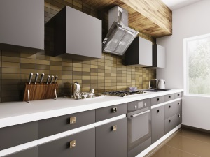 Use Kitchen Wall Tiles to Give More Style to your Kitchen