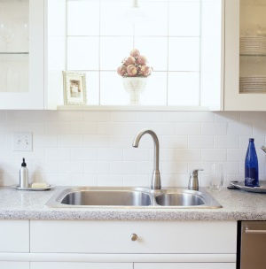 Cleaner Kitchen Wall Tiles And Surfaces Made Easier